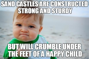crumble-sand-castle