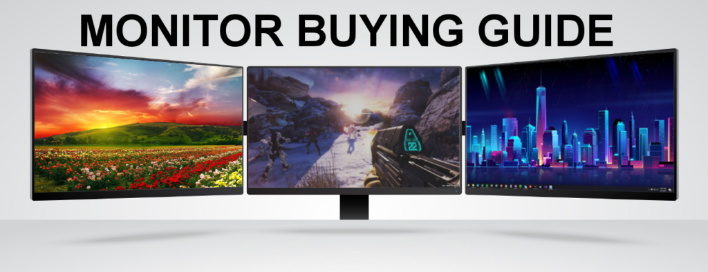 Monitor Buying Guide w title