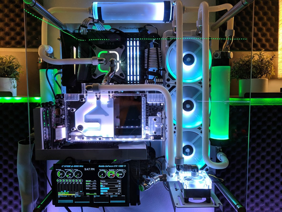 Thesis custom loop home