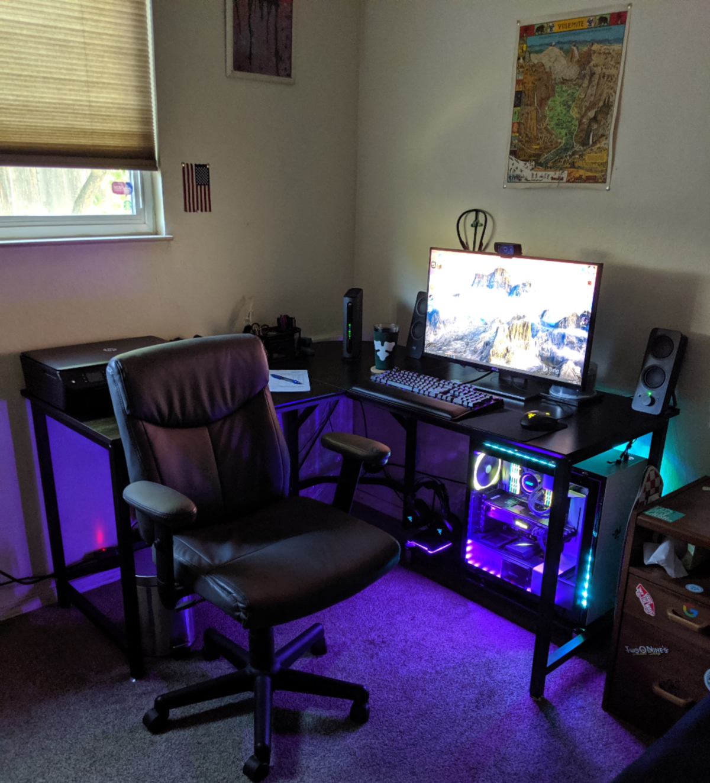Old PC, New Setup